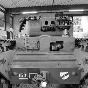Churchill Tank 3D