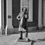 Statue Brandersknecht Schiedam 3D