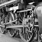 Steam-locomotive BR01 3D