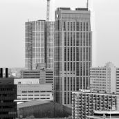First-tower Rotterdam 3D