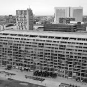 De Markthal Rotterdam 3D