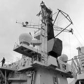 Frigate HMS Portland 3D