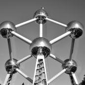Atomium Brussels 3D