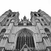 Cathedrale St-Michel Bruxelles 3D