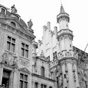 Grote-Markt Brussel 3D