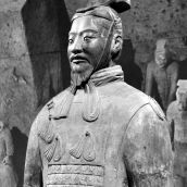 Terra-Cotta warriors 3D
