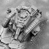 tank  Warhammer Rotterdam 3D