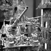 Gun  Warhammer Rotterdam 3D