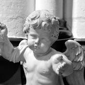 Angel Sint-Pauluskerk Antwerpen 3D