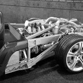 McLaren Chassis 12c Louwman 3D
