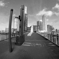 Rijnhavenbrug Rotterdam 3D GoPro