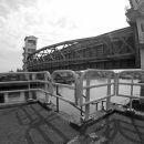 Storm-barrier Krimpen a/d IJssel Holland 3D GoPro