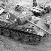 Model 1:16 Battle Tanks Nederland 3D