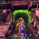 WARCRAFT 3D BURNING CRUSADE PORTAL