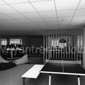 Office Interior Rendering View
