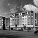 Luxury Modern Apartment Architectural Rendering Studio