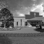 Creative Modern Best Architectural Rendering Companies of the USA Church