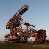 SRs 1300 Bg 1521 - Schaufelradbagger auf Raupenfahrwerk - Ferropolis 3D