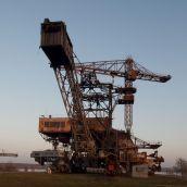 As 1120 Bg 1025 - Absetzer auf Schienen - Ferropolis 3D