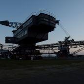 ERs 400 Bg 197 - Raupensäulenschwenkbagger - Ferropolis 3D