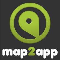 map2app