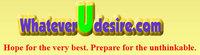 WhateverUdesire Enterprises, Inc.