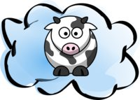 Cow in the Cloud Games