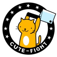 Cute-Fight logo