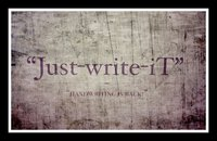 Just-Write-It!