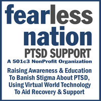 FEARLESS NATION PTSD SUPPORT