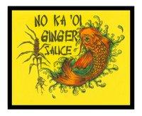 No Ka Oi Ginger Sauce Company