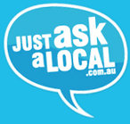 just ask a local