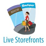 Live Storefronts