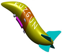 KUZGUN High Technology Design