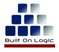 Built On Logic logo