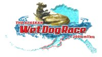 The Alaskan Wet Dog Race logo