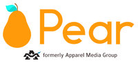Pear (formerly Apparel Media Group) logo