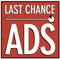 Last Chance Ads