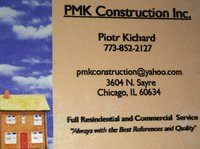 PMK Construction