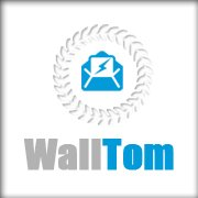 Walltom - Free service send emails!