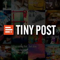 Tiny Post