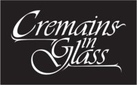 Cremains in Glass