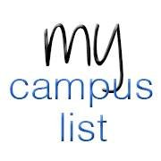 My Campus List