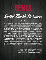 BenCo Valet Trash Service