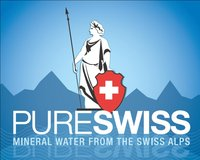 PURE SWISS mineral water