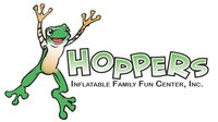 Hoppers Inflatable Family Fun Center