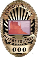 Desert Fortress Security & Patrol