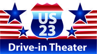 US 23 Drive In Digital Theater