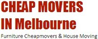 Cheap Removals Melbourne