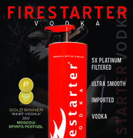 FIRESTARTER VODKA